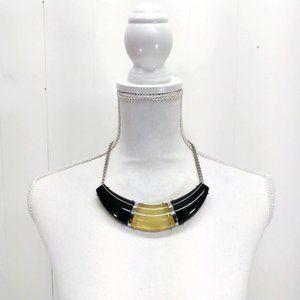 Necklace Chunky Bib Statement Fashion Necklace
